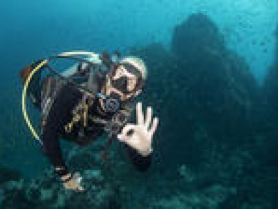 3-Day Open Water Course around Koh Tao