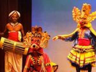 Admission Ticket to Kandyan Cultural Dance Show Including Visit to Gem Museum