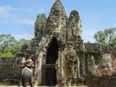 Angkor Temple Day Tour - Siem Reap