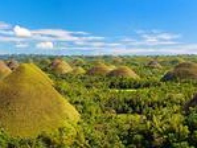 Full-Day Bohol Countryside Tour Including River Cruise