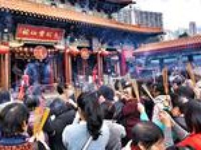 Full-Day Private Customized Walking Tour of Hong Kong