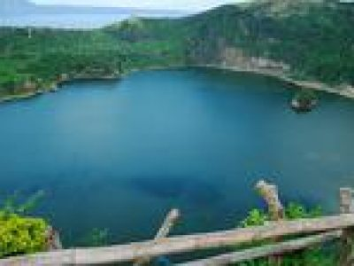 Full Day Trekking Taal Volcano with Lunch from Manila