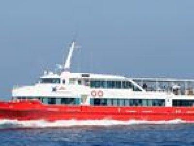 Koh Phi Phi to Koh Samui by High Speed Ferries and VIP Coach