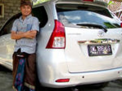 Private Arrival Transfer: Bali Airport to Ubud Area