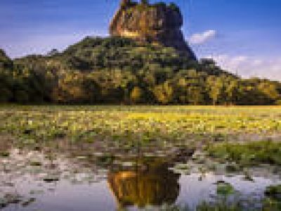 Private Day Trip to Sigiriya and Minneriya from Kandy