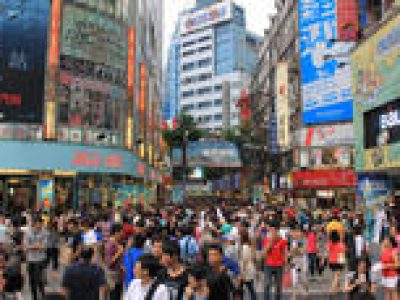 Private Walking Day Tour in Ximending Area including Hot Pot Dinner