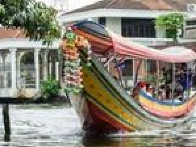 Shore Excursion: Half-Day Canals Of Krung Thep from Laem Chabang