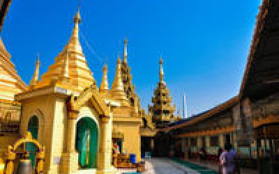 Yangon City Sightseeing Tour